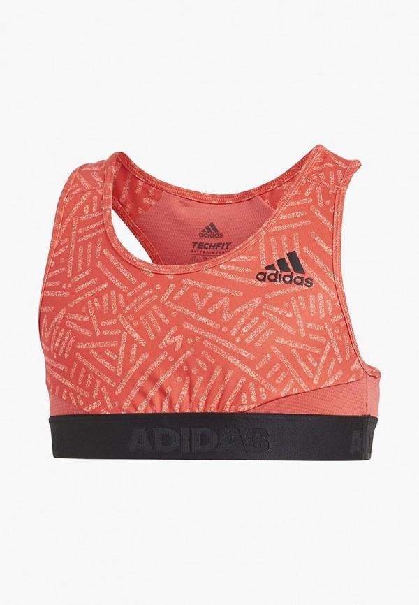 Топ спортивный adidas adidas AD002EGALXX1 блуза sweewe sweewe sw007ewbcys4