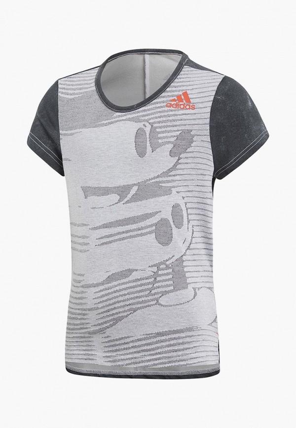 Футболка adidas adidas AD002EGALYO2 футболка adidas