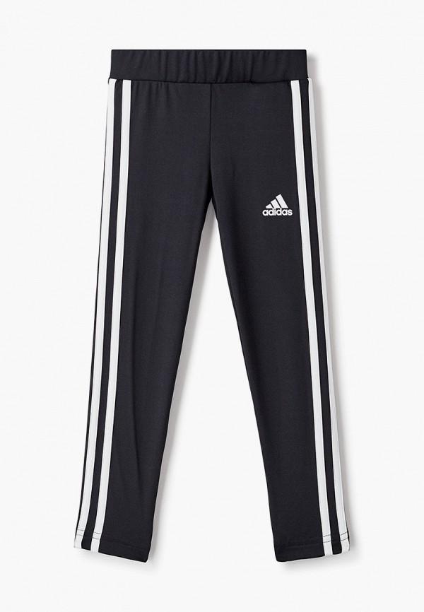 Леггинсы adidas adidas GN1453 черный фото