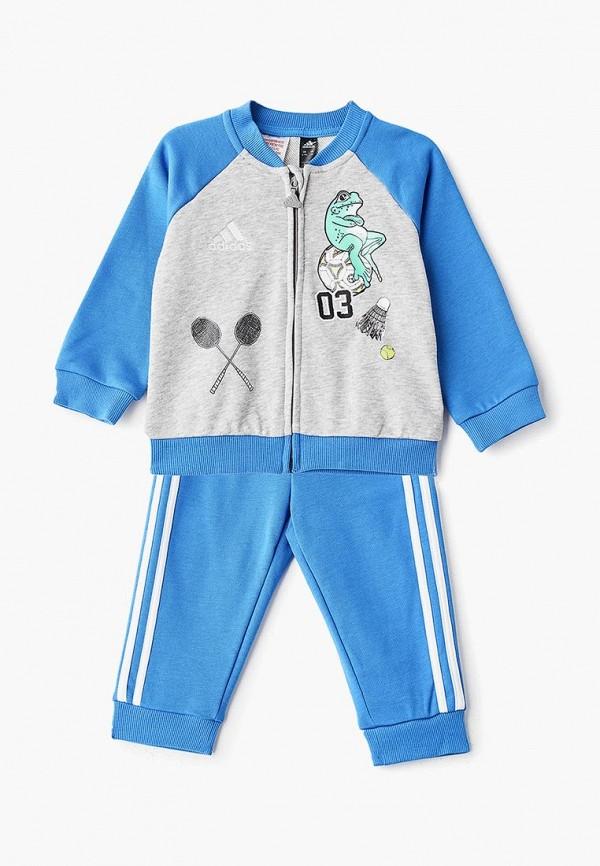 спортивные спортивный костюм adidas малыши, разноцветный