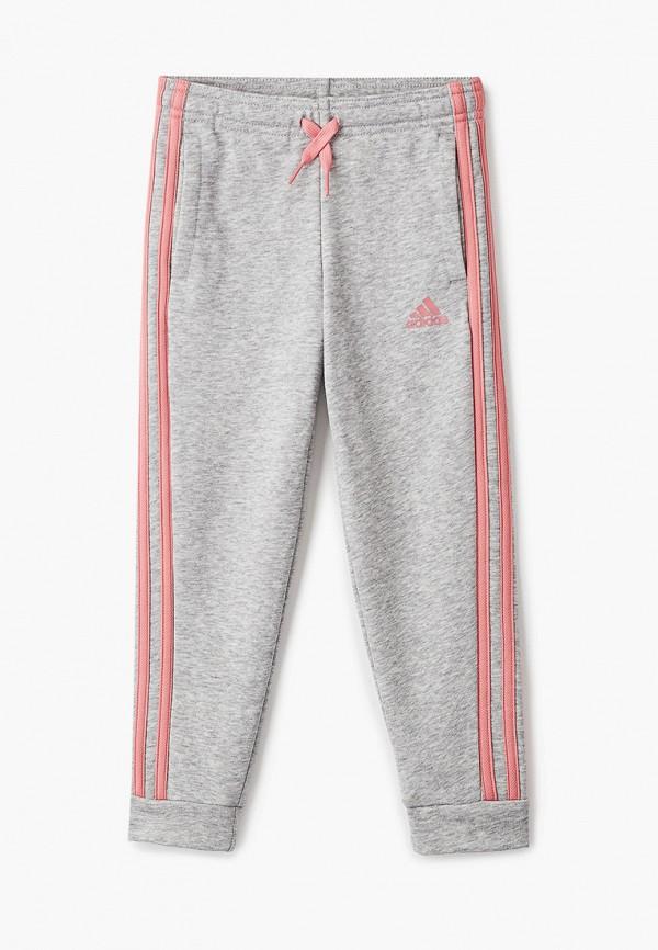 спортивные брюки adidas малыши, серые
