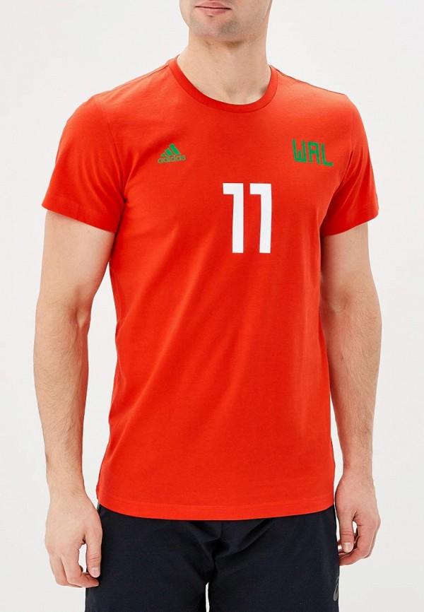 Футболка adidas adidas AD002EMALUJ1 adidas adwt 10325