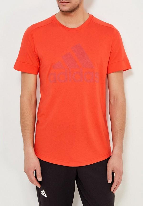 Футболка adidas adidas AD002EMAMBA9 футболка adidas