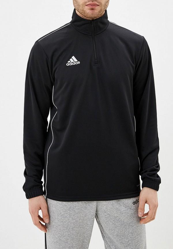 Купить Олимпийка adidas черного цвета