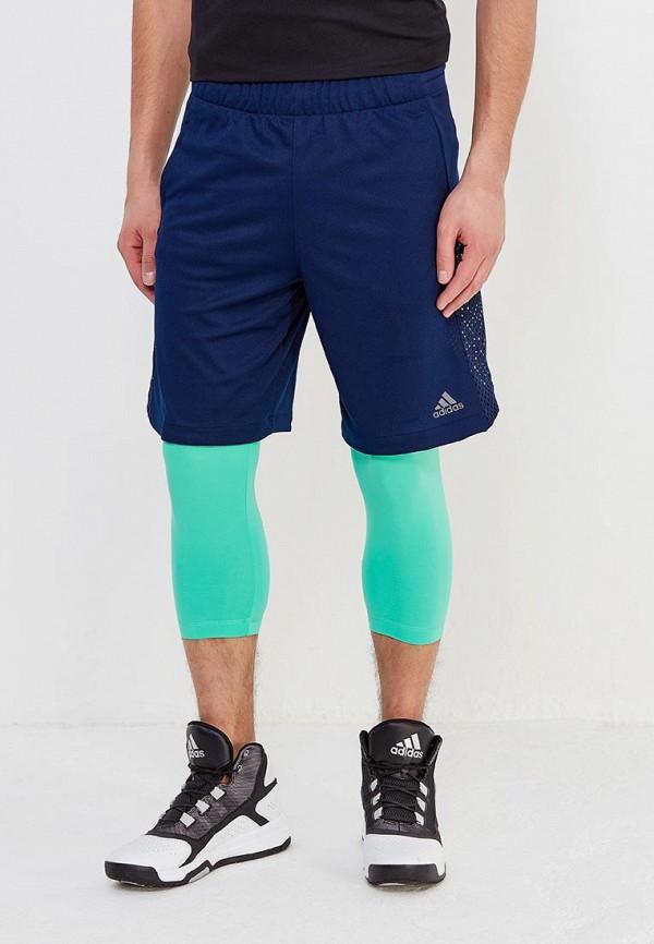 Шорты спортивные adidas adidas AD002EMAMCA8 adidas шорты спортивные w lt flex short жен 32 black