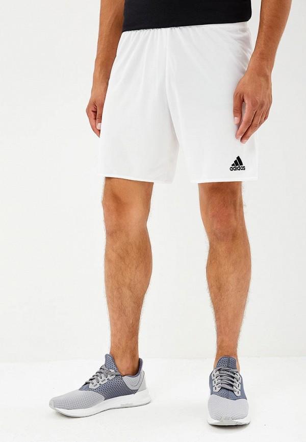 Фото - Шорты спортивные adidas белого цвета