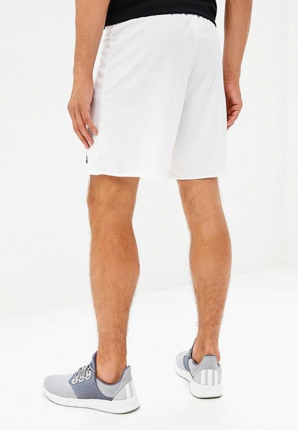 Фото 3 - Шорты спортивные adidas белого цвета