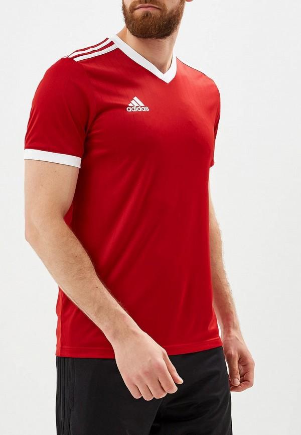 Футболка спортивная adidas adidas AD002EMCDFZ7 футболка спортивная adidas performance adidas performance ad094emqif64