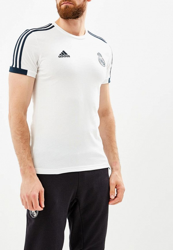 Футболка спортивная adidas adidas AD002EMCDGI5 футболка спортивная adidas performance adidas performance ad094emqif64