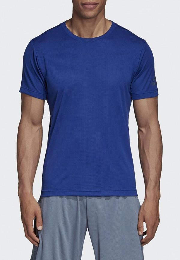 Футболка спортивная adidas adidas AD002EMCDGK2 цена
