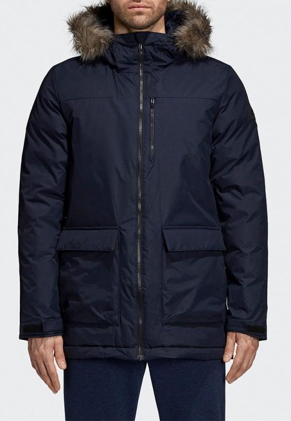 Куртка утепленная adidas adidas AD002EMCDGN7 куртки пуховики adidas куртка утепленная adidas jkt18 std parka bq6594