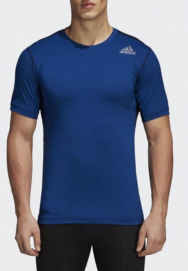 Футболка спортивная adidas adidas AD002EMCDGR3