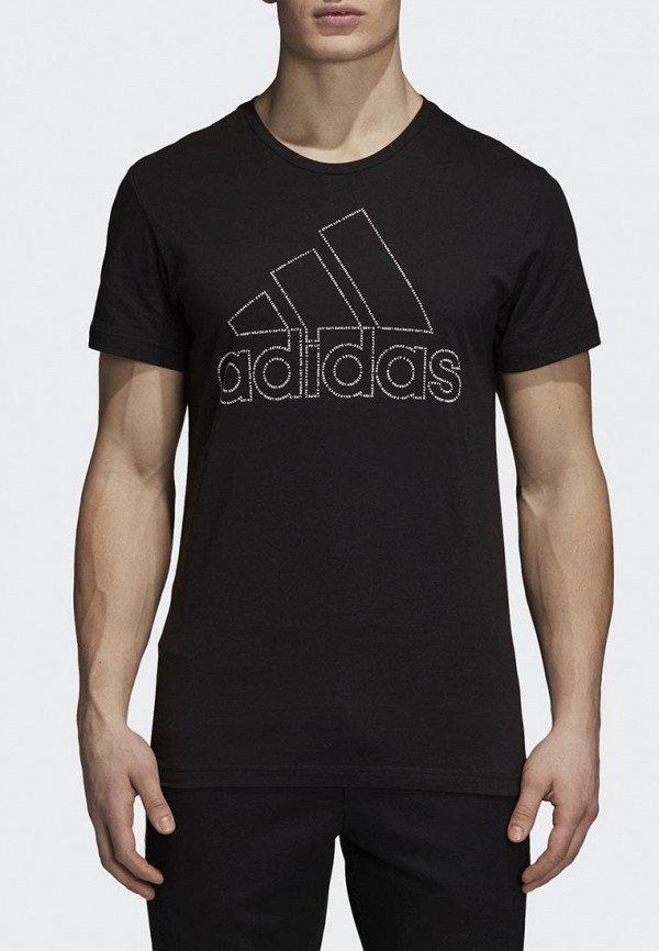 Футболка спортивная adidas adidas AD002EMCDGV9 футболка спортивная adidas performance adidas performance ad094emqif64