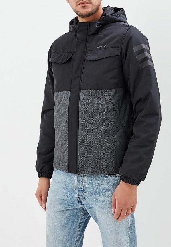 Куртка утепленная adidas adidas AD002EMCDGX7 куртки пуховики adidas куртка утепленная adidas jkt18 std parka bq6594