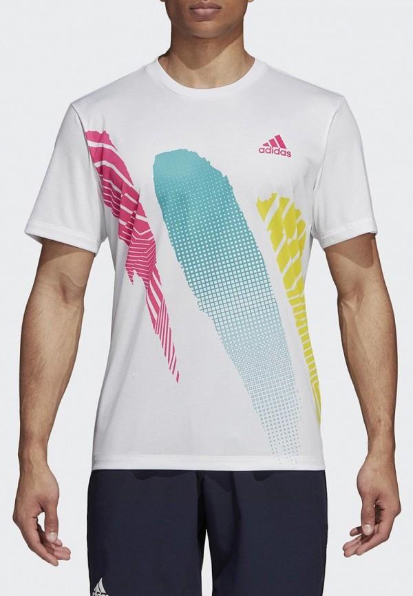 Футболка спортивная adidas adidas DM7595