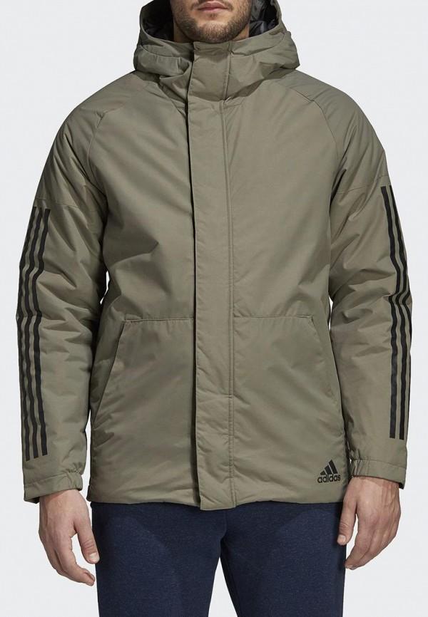 Куртка утепленная adidas adidas AD002EMCDGZ4 цена