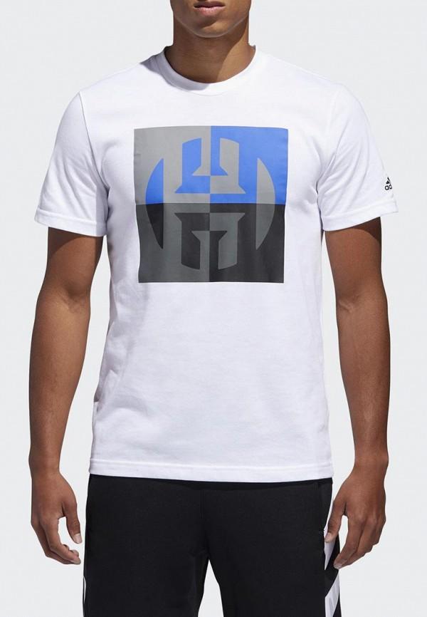 Футболка спортивная adidas adidas AD002EMCDGZ8 футболка adidas