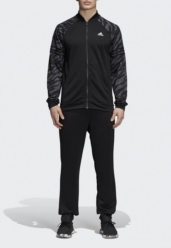 Костюм спортивный adidas adidas AD002EMCDHB2 adidas спортивный костюм