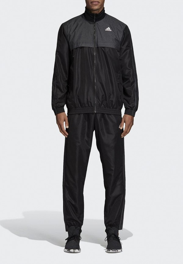 Костюм спортивный adidas adidas AD002EMCDHB4 adidas спортивный костюм