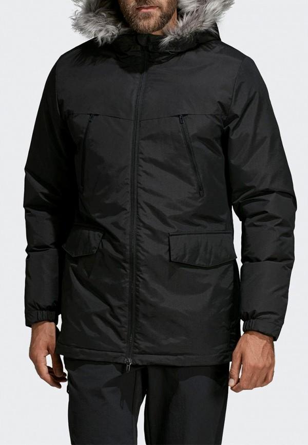 Куртка утепленная adidas adidas AD002EMDGIS2 цена