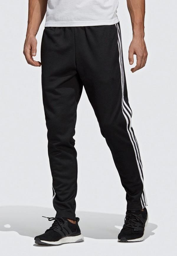 Купить Брюки спортивные adidas, adidas AD002EMEEHK6, черный, Весна-лето 2019
