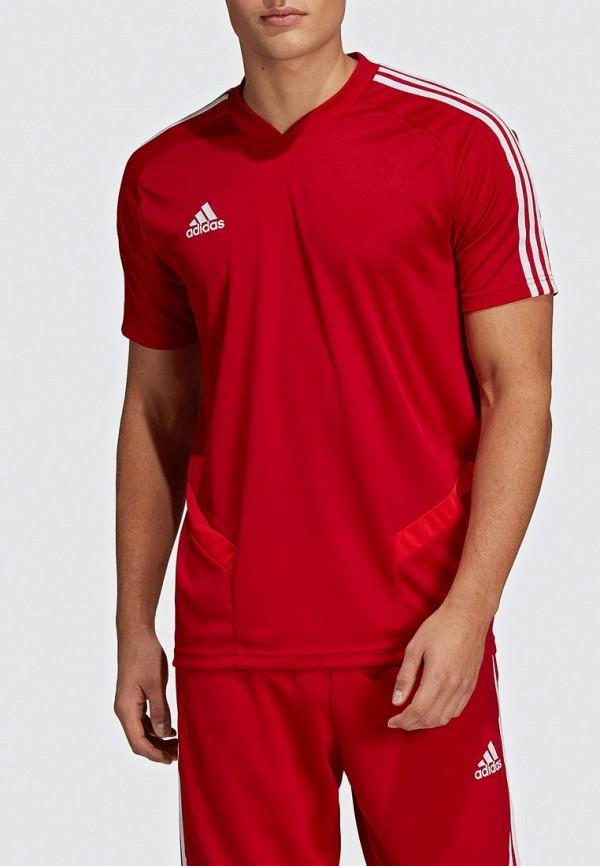 купить Футболка спортивная adidas adidas AD002EMEEHW3 по цене 1990 рублей