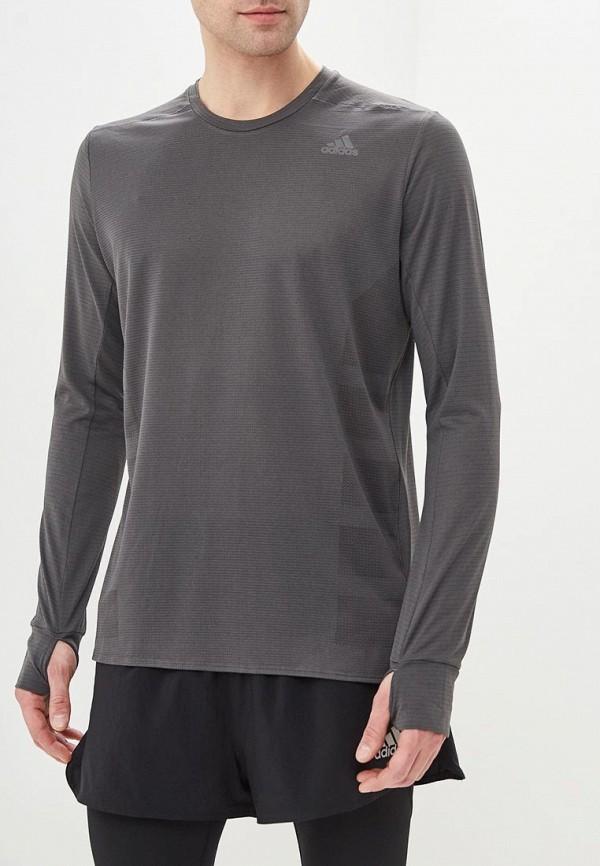 цена Лонгслив спортивный adidas adidas AD002EMEEHY1 в интернет-магазинах