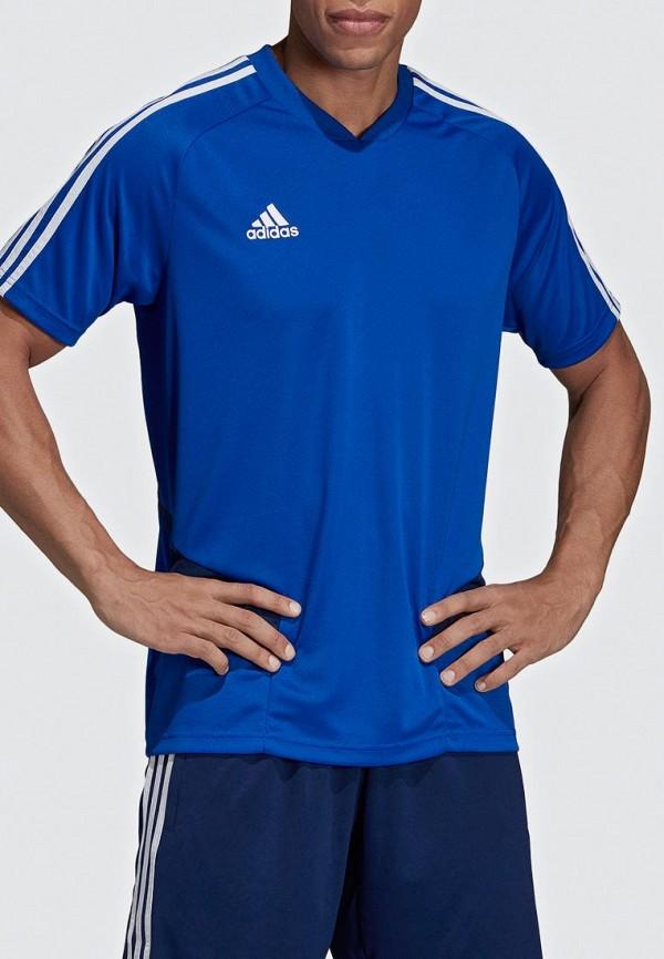 купить Футболка спортивная adidas adidas AD002EMEEHY9 по цене 1690 рублей