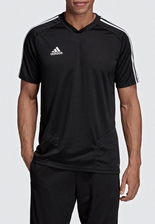 Футболка спортивная adidas adidas AD002EMEEHZ1 футболка спортивная adidas adidas ad002emambw5