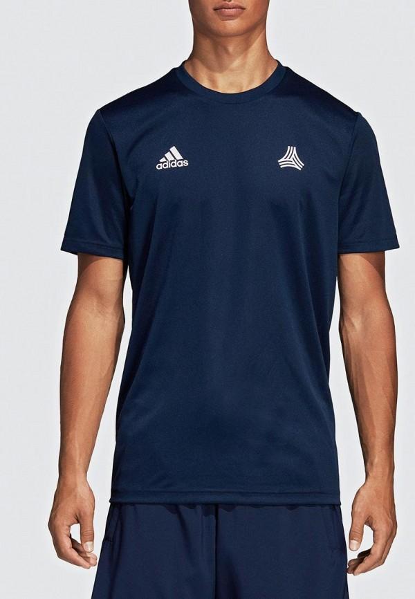 Футболка спортивная adidas adidas AD002EMEEIC4 цена