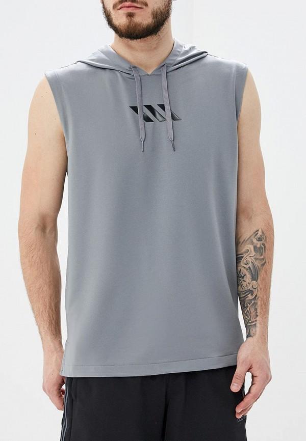 Худи adidas adidas AD002EMEEIE5 худи мужское adidas ctc ho fleece цвет серый bp9653 размер 46