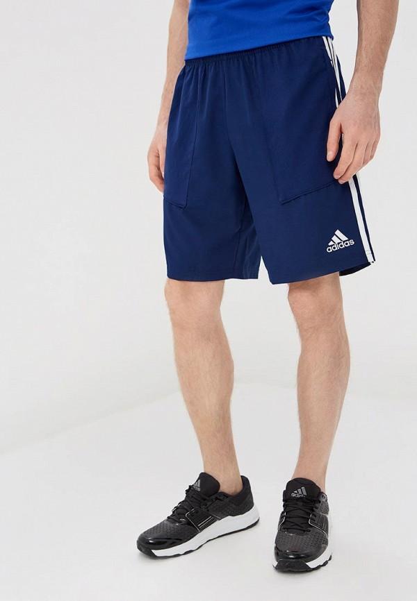Шорты спортивные adidas adidas AD002EMEEIH3 недорго, оригинальная цена