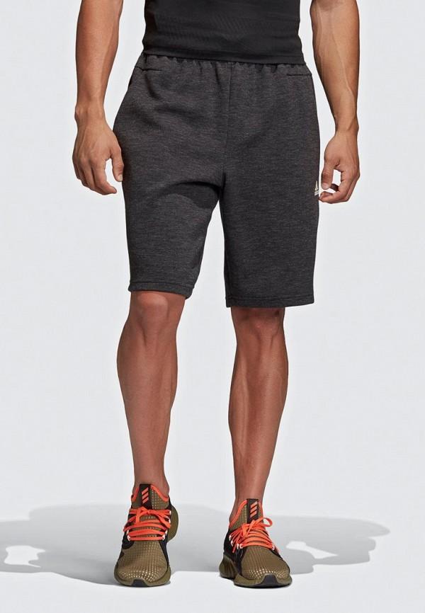 мужские шорты adidas, серые
