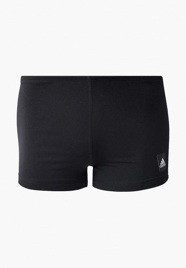 мужские плавки adidas, черные