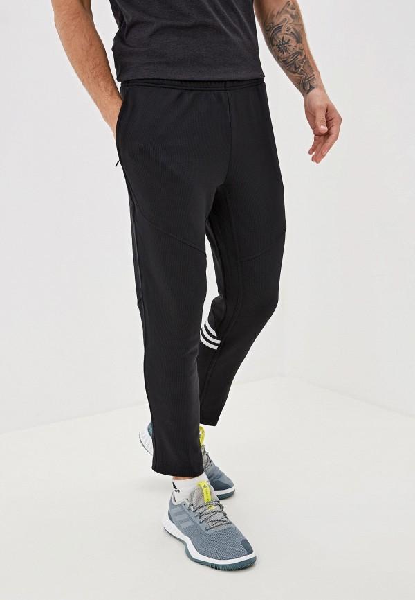 мужские спортивные спортивные брюки adidas, черные