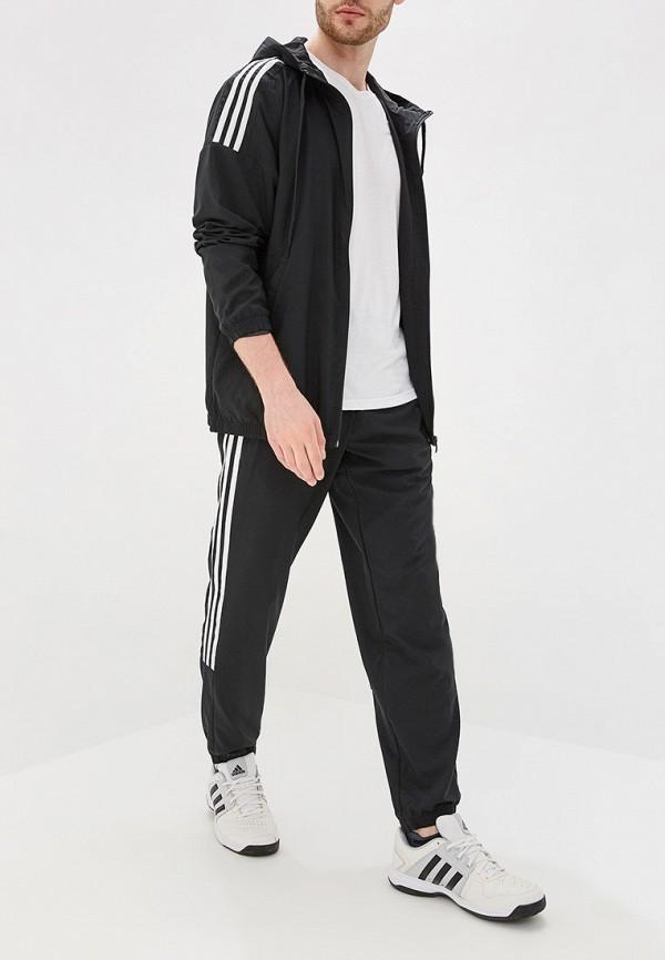 Фото - Костюм спортивный adidas черного цвета