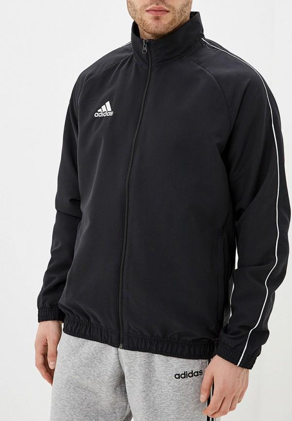 Фото - Ветровка adidas черного цвета