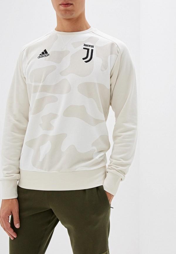 мужской свитшот adidas, бежевый