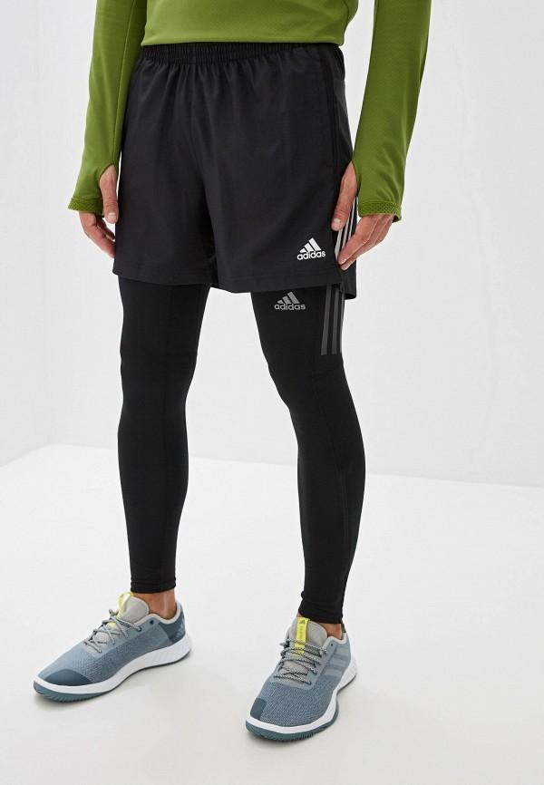 цена Шорты спортивные adidas adidas AD002EMFJZQ3 онлайн в 2017 году