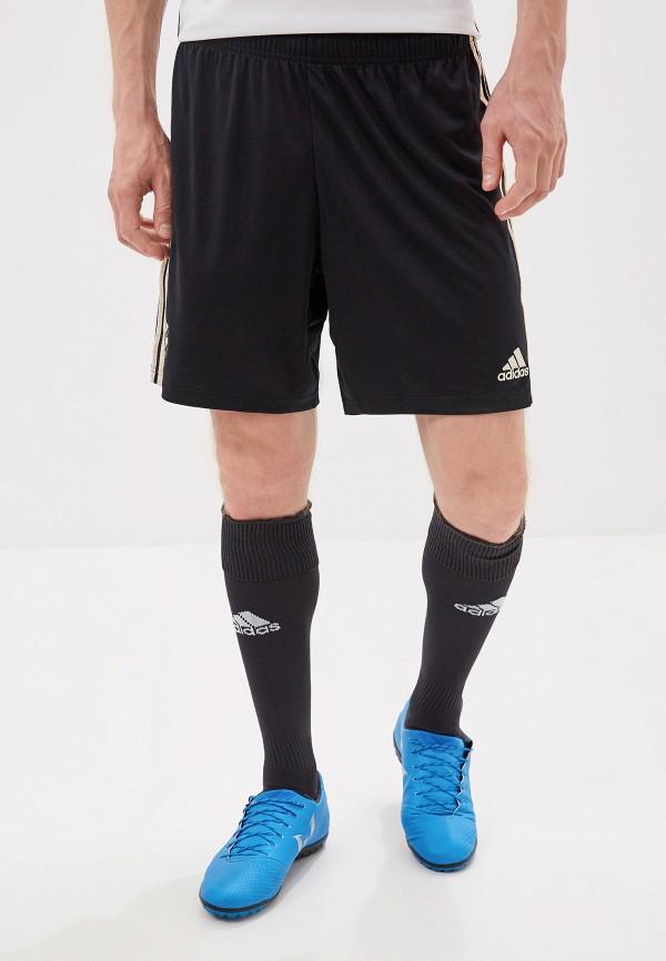 Шорты спортивные adidas adidas AD002EMFJZR8 шорты adidas w d2m 3s kt sht
