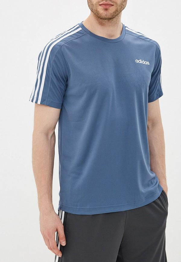купить Футболка спортивная adidas adidas AD002EMFKRZ0 по цене 1990 рублей