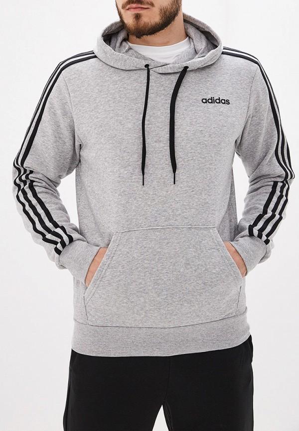 Купить Худи adidas серого цвета