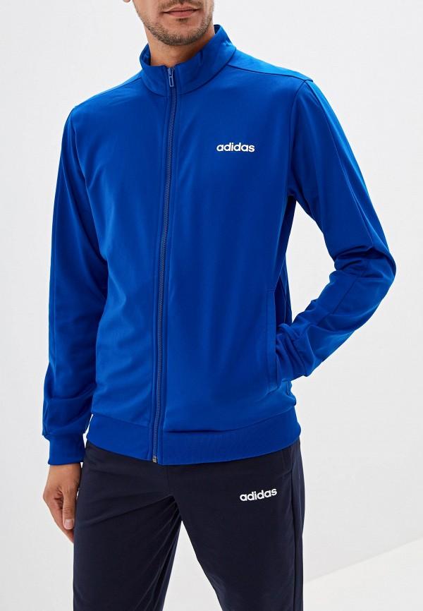 Фото 2 - Костюм спортивный adidas разноцветного цвета