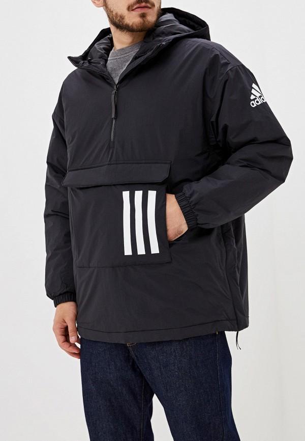 Куртка утепленная adidas adidas AD002EMHCR07 шорты roxy foxy размер 98 темно синий