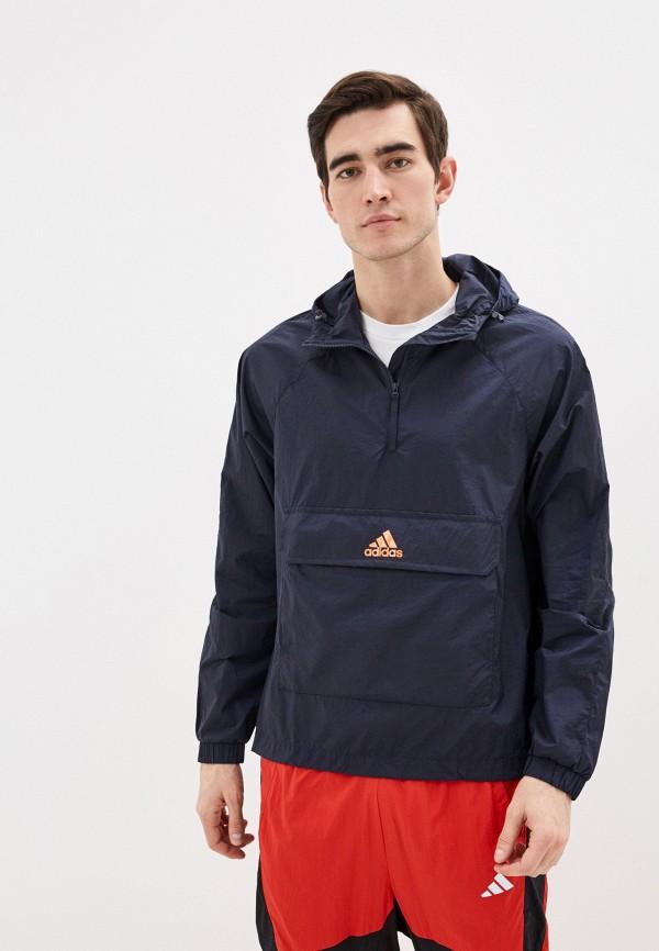 Ветровка adidas adidas AD002EMHLLI8 стоимость