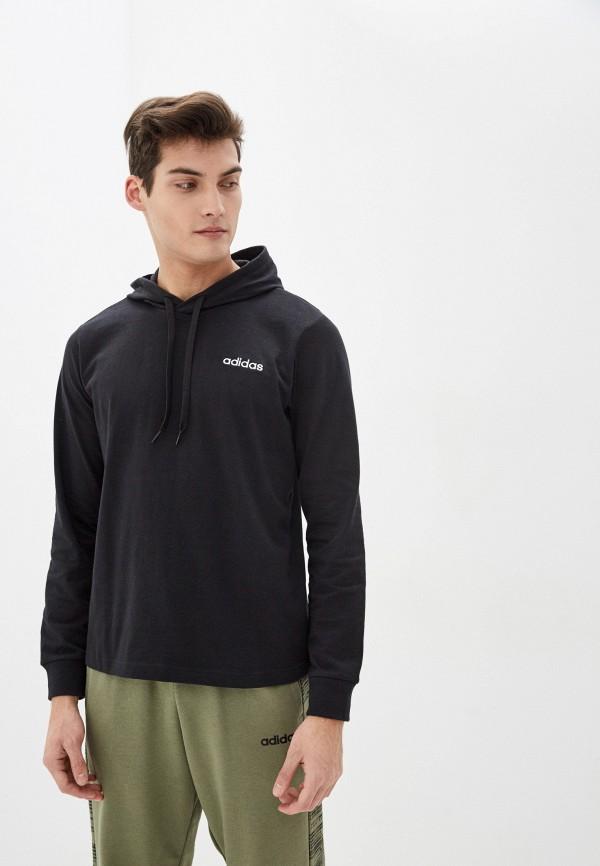 мужская толстовка adidas, черная