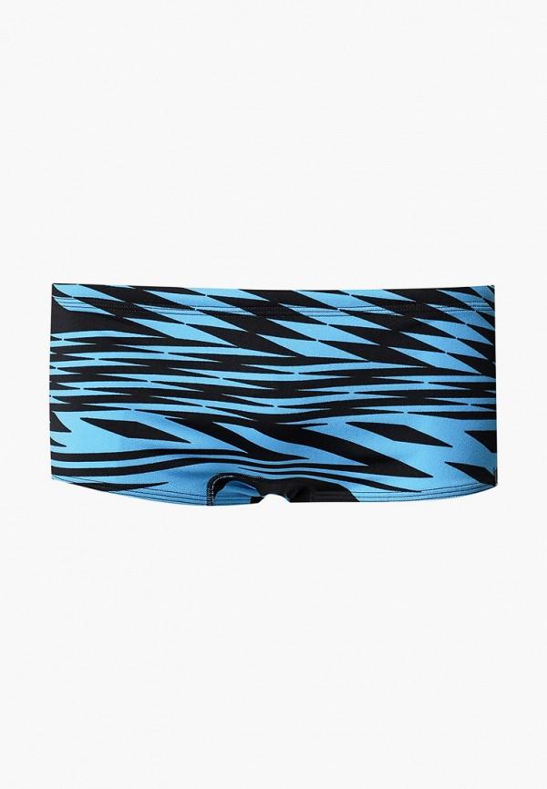 мужские плавки adidas, голубые