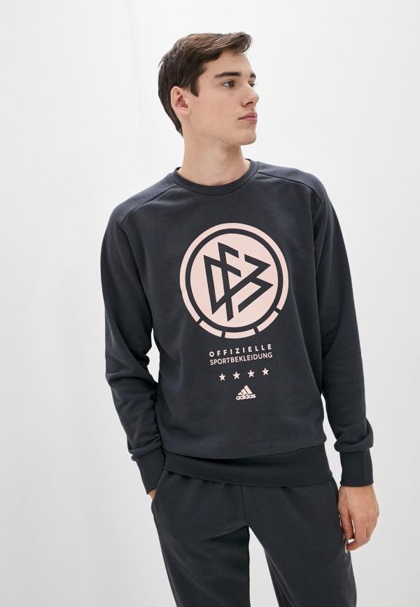мужской свитшот adidas, серый