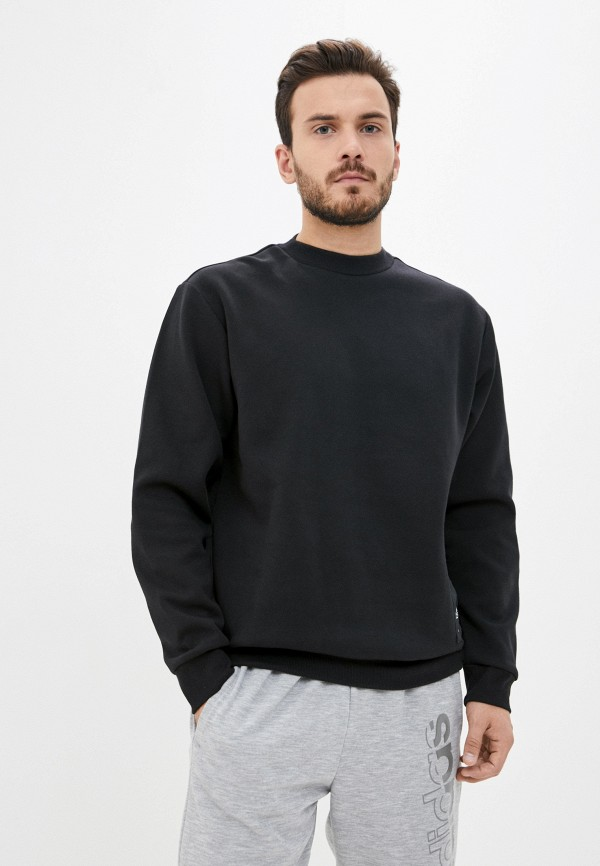 мужской свитшот adidas, черный