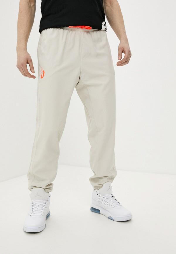 мужские спортивные брюки adidas, бежевые